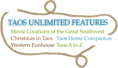 Taos New Mexico special features on Taos Unlimited